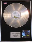 Free - LP Platinum Disc - Tons Of Sobs